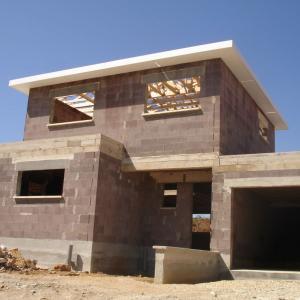 Maison en NRJ Blocs